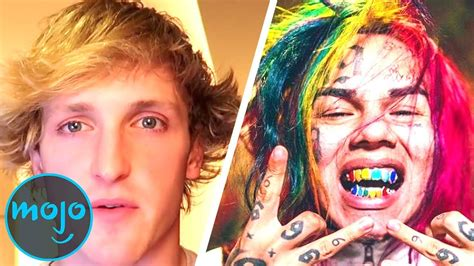 top youtube celebs 2018 top 10 most hated celebs of 2018 youtube