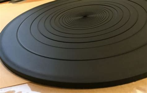 Turntable Rubber Mat by Technics Sl 1200ltd Turntable Rubber Thick Mat What S It Worth
