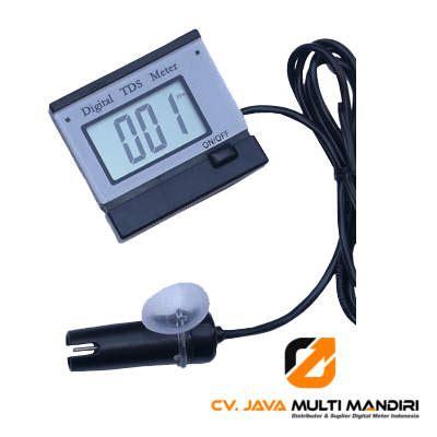 Tds Meter Alat Ukur Kepekatan Nutrisi Hidroponik alat pengukur tds amtast kl 139b amtast indonesia
