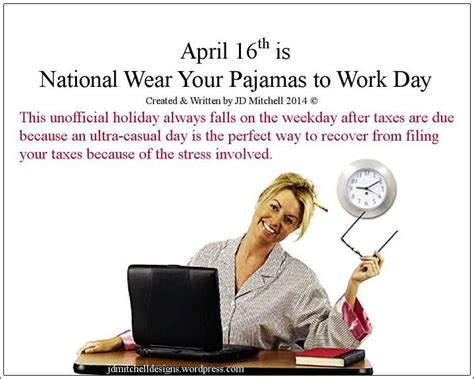 National Wear Day Fall In With Your by Pin By Days To Remember On April 16th Is National Wear