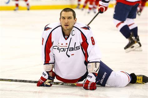 alex ovechkin the anti captain