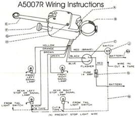 jeep cj5 turn signal wiring diagram jeep wiring diagram