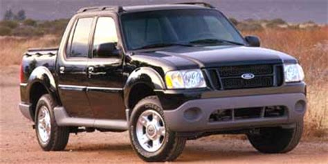2001 ford explorer sport trac pictures/photos gallery
