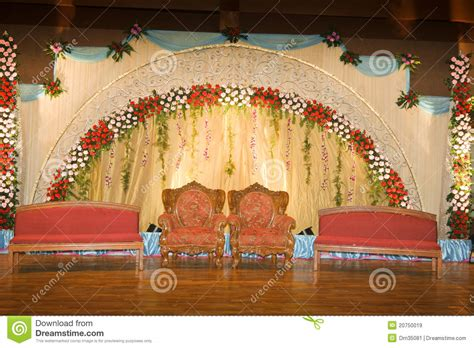 Modern Table Settings wedding stage 02 royalty free stock images image 20750019