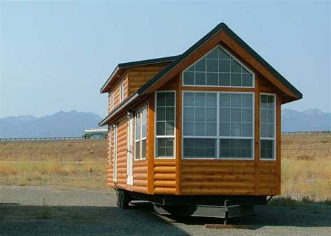 Small Mobile Home Cabin Tiny House Subdivision Planned In Oregon