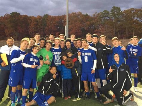 garden city family health team calhoun boys soccer team clinches island chionship