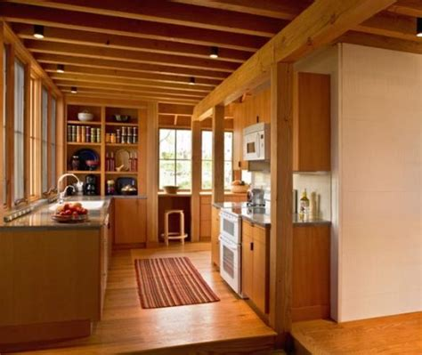 Small Ranch Home Interior Design Konsep Rumah Kayu Minimalis Bernuansa Modern