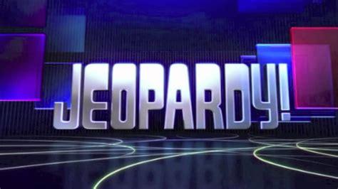 jeopardy theme music youtube jeopardy 2001 main theme higher pitch youtube
