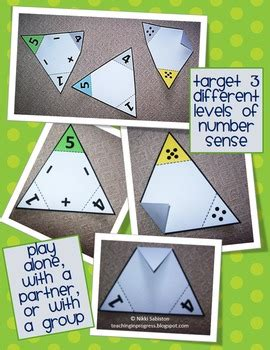 printable triangle flash cards addition subtraction fact family math triangles part part whole fact