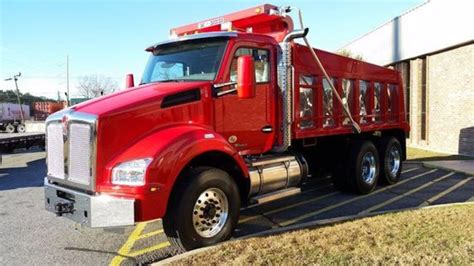 wentworth truck kenworth dump trucks in georgia for sale used trucks on