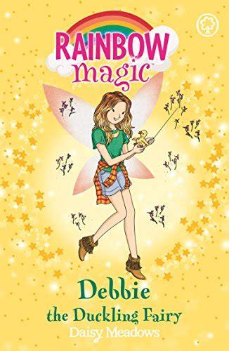 animal farm a fairy 185715150x debbie the duckling fairy the baby farm animal fairies book 1 rainbow magic amazon co uk