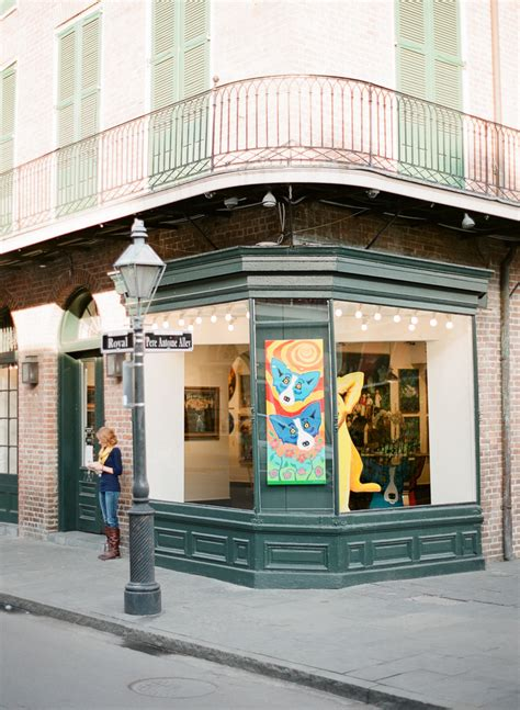 gallery new orleans corner gallery in new orleans entouriste