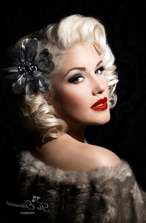 Rockabilly Pin Up Hairstyles by Pin Up Hairstyles Hair Fade Haircut