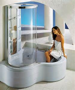 Jacuzzi Shower Bath Modern Hot Tubs