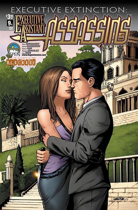 assassin s end time assassins volume 3 books aspen comics march 2013 solicitations comic book critic