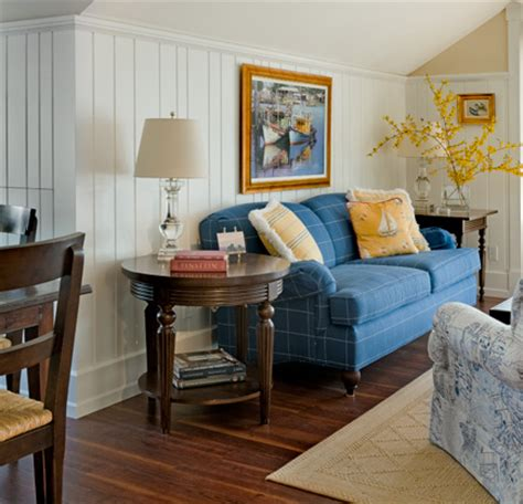 nantucket beadboard living room