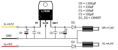 alimentatore duale 12v i droid01 modifiche e idee