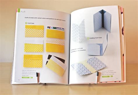 Origami Book - practical origami book how about orange