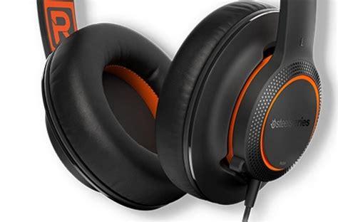 Headset Steelseries Siberia 100 Black New Diskon steelseries siberia 100 gaming headset with microphone