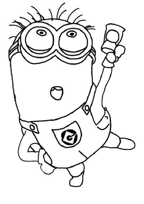 ninja minion coloring page ausmalbilder minions ausmalbilder kostenlos
