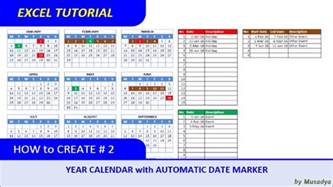 How To Create Calendar In Excel How To Create Excel Calendar For Specific Year With