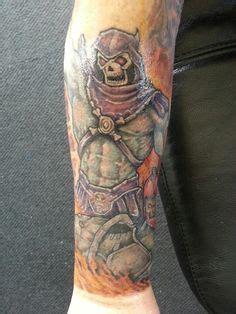 skeletor tattoo skeletor
