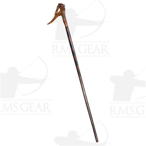 Handmade Wooden Walking Sticks - handmade wooden walking stick wstick12pi rmsgear