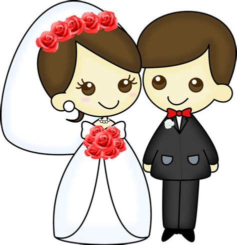 clipart matrimonio gratis dibujos clipart digi sts wedding novios boda