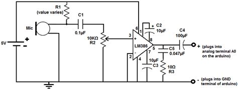 transistor microphone lifier circuit how to build a microphone lifier circuit