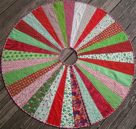 giant christmas tree skirt quilt pattern large600 id
