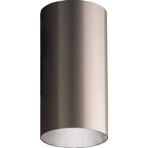 Contemporary Style Home by Cylinder 1 Lt Wall Bracket Metal Shade P5741 20
