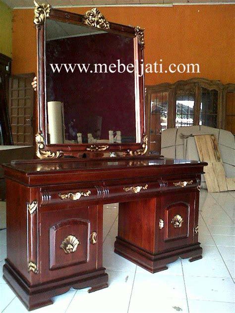 Meja Dispenser Hias Kayu Jati meja rias asli jepara