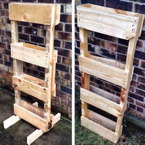 Patio Furniture Made With Pallets by Pallet Vertical Planter Pallet Ideas 1001 Pallets