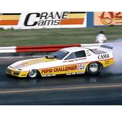 NHRA Fans To Determine 20 Most Important Funny Cars