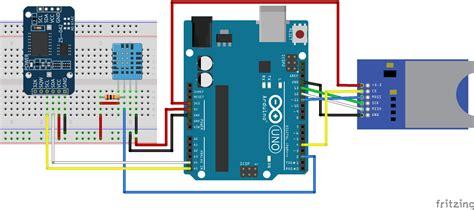 Datalogger Datalogging Shield Untuk Arduino 1 arduino temperature data logger random tutorials