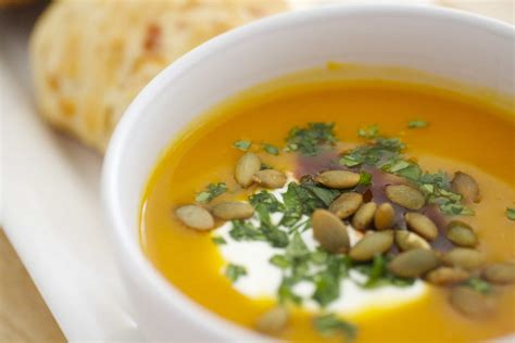 spicy chipotle butternut squash soup recipe tasty ever after