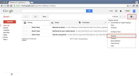 How To Search In Gmail Setting Up Forwarding In Gmail Email Integration Knowledge Base Tender Support