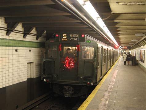 Nycs Subways Go by New York City Subway Rolling Stock