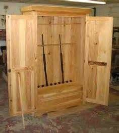 building a gun cabinet best 25 gun cabinets ideas on gun safe diy