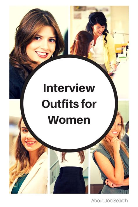 2018 what should women wear for a job interview favourite style