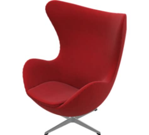 fritz hansen egg chair history the 10 most iconic arne jacobsen designs