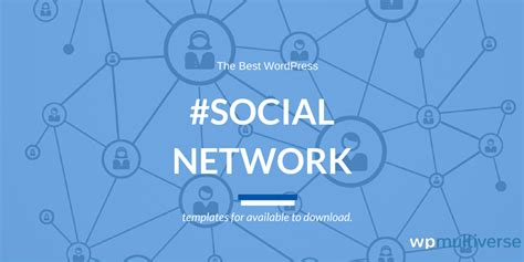 Social Network Search By Email Free 5 Social Network Themes In 2016