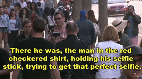 freeman narration ibeedarn freeman hilariously narrated pedestrians