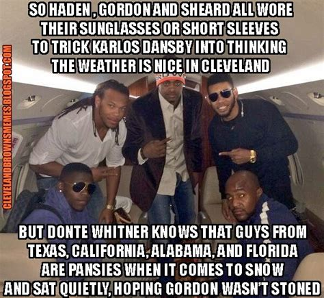 Cleveland Meme - 150 best images about cleveland browns memes on pinterest