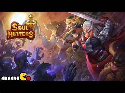 Soul Hunters Voice Actors Game Trailer By Lilith Games ... Lilith's World Game