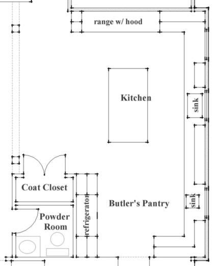 Chimney Liner Arrow Direction - while an overall floor plan is commonly at a scale of 1 4