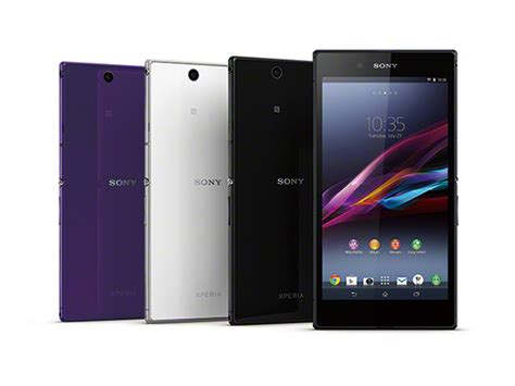 Soft Gospery Sony Xperia Z Ultra new sony xperia z ultra promo shows screen size talkandroid