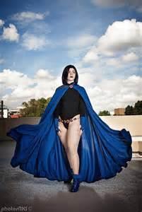 Captain America Halloween Costume Girls Character Raven Dc Comics Teen Titans