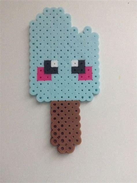 perler idea kawaii perler bead popsicle perler bead ideas