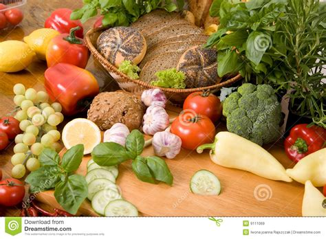 composition cuisine composition of food stock image image of garlic
